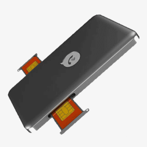 Socblue triple sim adapter for iPhone